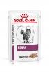 Royal Canin URINARY S/О FELINE WITH CHICKEN GRAVY (Корм консервированный диетический для кошек при мочекаменной болезни, соус), 0,085кг