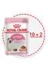 Royal Canin Kitten Instinctive (Роял Канин киттен инстинктив в соусе), 85г(12шт)