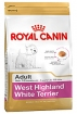 Royal Canin West Highland White Terrier (Роял Канин Вест хайленд уайт терьер эдалт), 3кг.