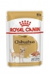 Royal Canin Chihuahua Adult (паштет 12шт), 85гр